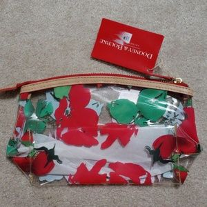 BNWT Dooney & Bourke cosmetic case